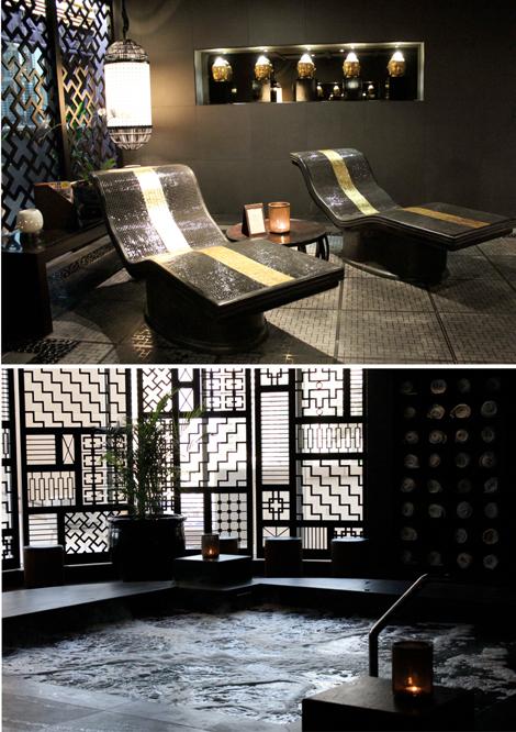 Grosvenor House Dubai jacuzzi hamam