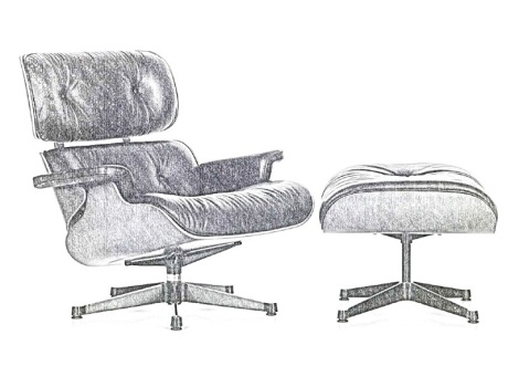 eames-lounge-chair-sketch