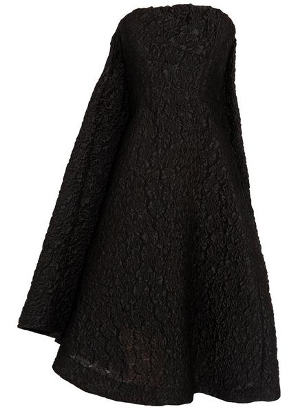 Erdem-Nico_asymmetric-cloqué-dress