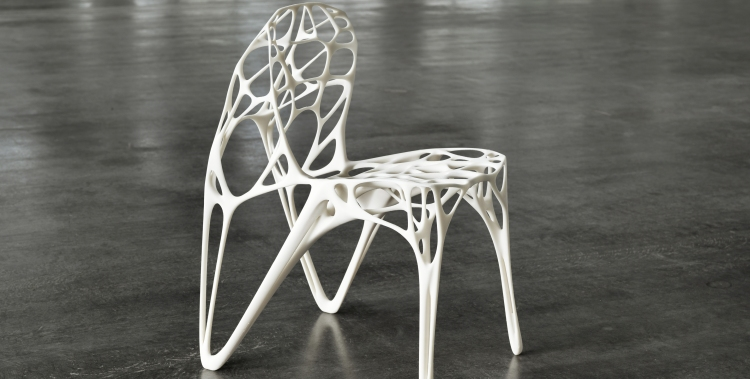 Generico Chair visionary design 3D printing technology