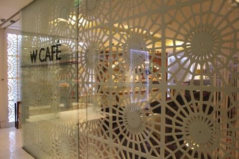 W Hotel Doha Qatar | W Café