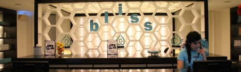 bliss spa w hotel doha