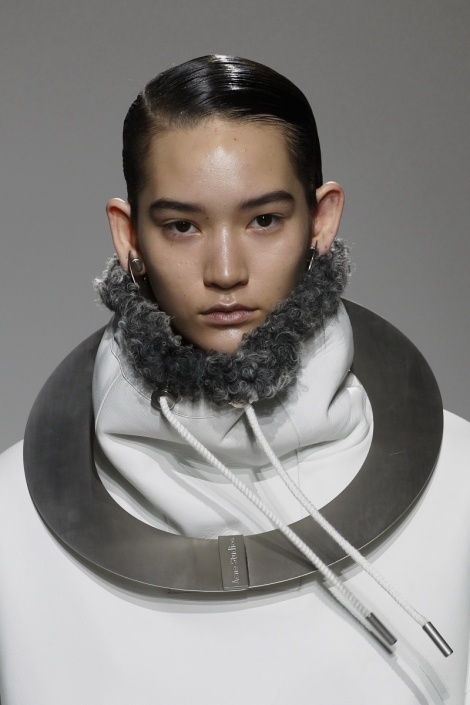 ACNE Fall 2014 Accessories