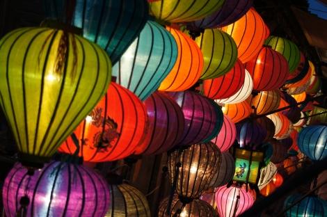 Lampignons Hoi An Vietnam