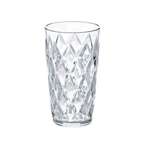 Koziol becher crystal groß klar