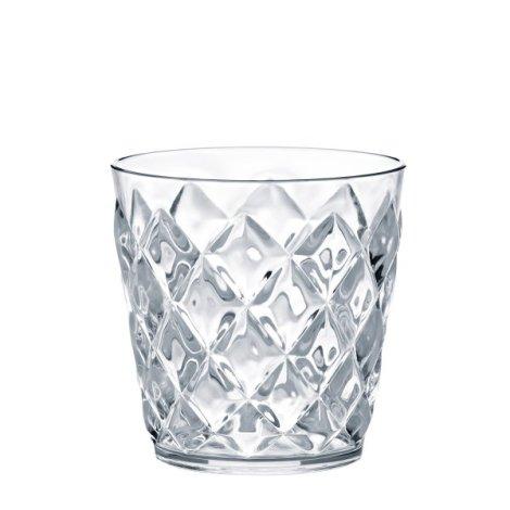 Koziol becher crystal klein klar