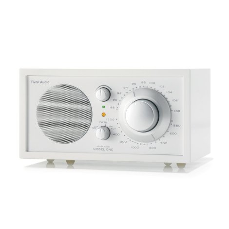 Tivoli One Frost white Collection Radio