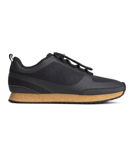 H&M Sneaker Kork